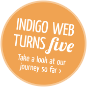 Indigo Web Turns Five!